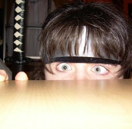 I'm A Ninja by Azvolrien