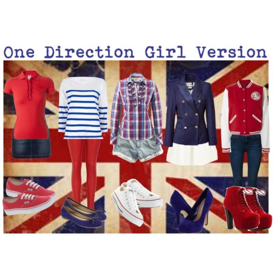 What to wear at a one direction concert