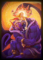 Gods Keeper by Katerinich