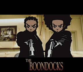 boondocks ?saints? by myotismon