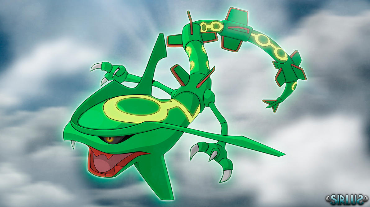 how to find rayquaza in project pokemon