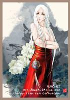Goddess by huachui