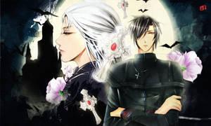 bLOOD+Vampire by huachui