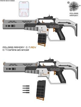 Polaris Armory C-7