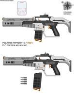 Polaris Armory C-7  by Master-Gecko-117