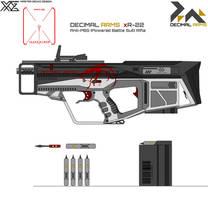 Decimal Arms xR-22 by Master-Gecko-117