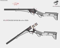 Scavenger M-9LR by Master-Gecko-117