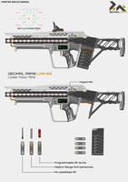Decimal Arms LMR-03 by Master-Gecko-117