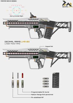 Decimal Arms LMR-03