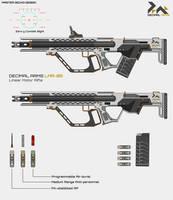 Decimal Arms LMR-05 by Master-Gecko-117