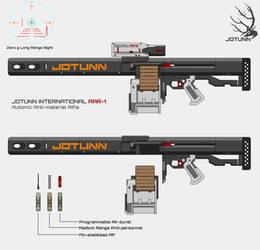 Jotunn International AAR-1 by Master-Gecko-117