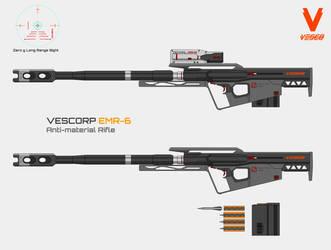 Vesco EMR-6 by Master-Gecko-117