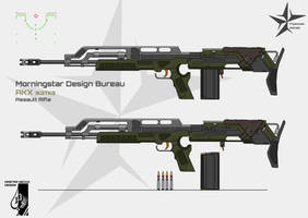 Morningstar Design Bureau AKX by Master-Gecko-117