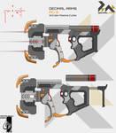 Decimal Arms PC-3
