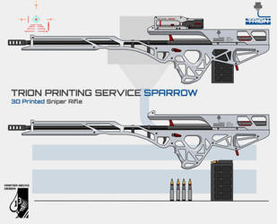 Trion Printing Service Sparrow by Master-Gecko-117
