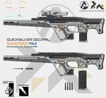 Quicksilver Decimal Sungazer Mk.II