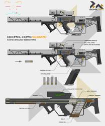 Decimal Arms Scorpio