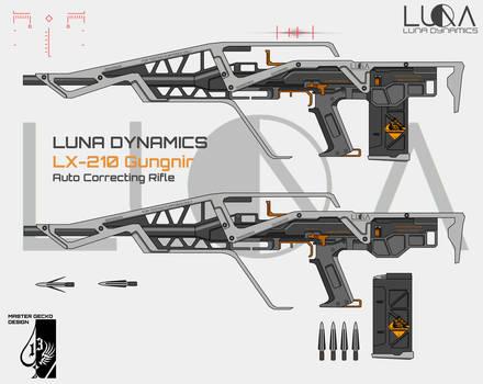 Luna Dynamics  Lx-210 Gungnir