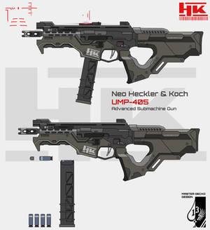 Neo HK UMP-405