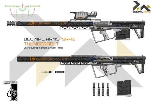 Decimal Arms SR-12 (Rework)