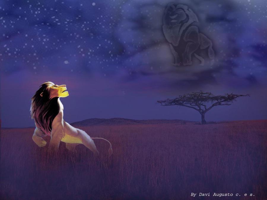 galeria de imagenes hermosas ,curiosas y extrañas  Lion_king_wallpaper_by_daviskingdom-d36ogm6