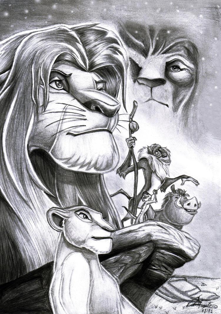 The Lion King by Daviskingdom