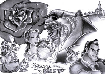 Beauty And The Beast by Daviskingdom
