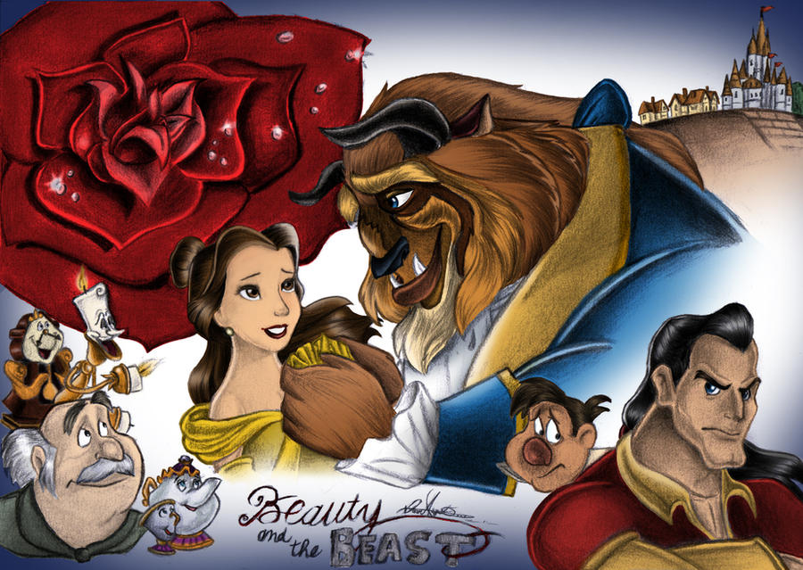 Beauty And The Beast by Daviskingdom