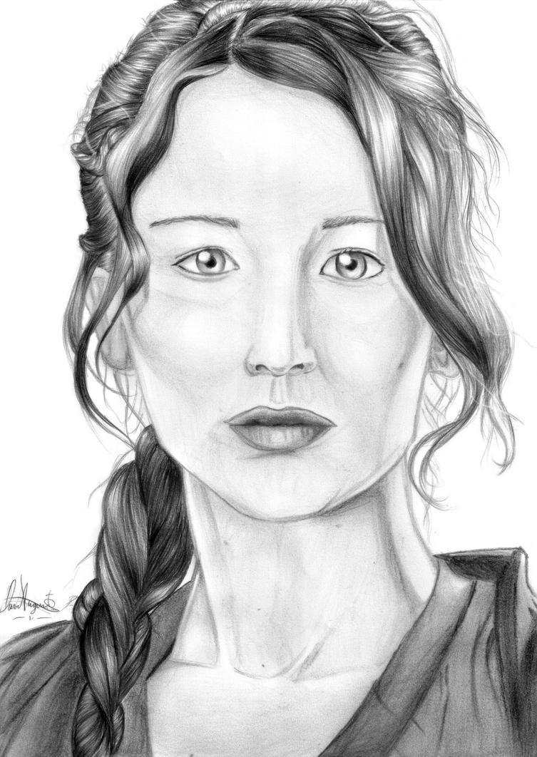 Katniss Everdeen by Daviskingdom