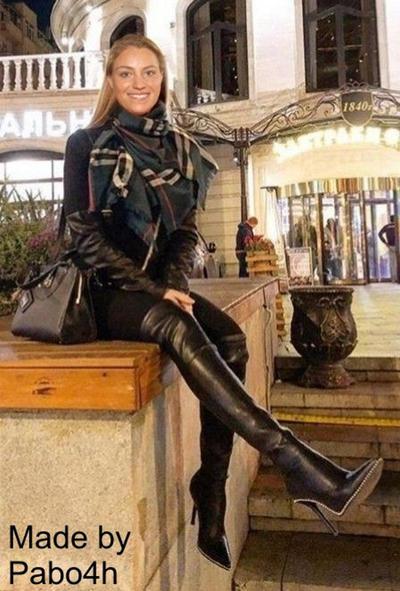Fakes angelique kerber Karolina Muchova