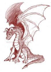 Dragon Practice 2 by KannyL
