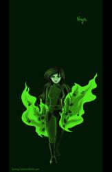 KP: Blaze by KannyL