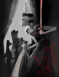 The Massaquerade by Kinopia