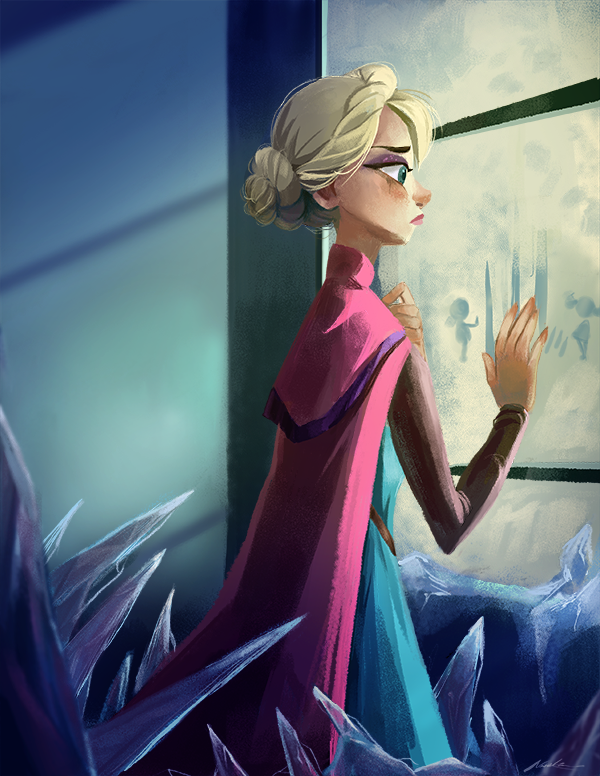 Elsa by Kinopia