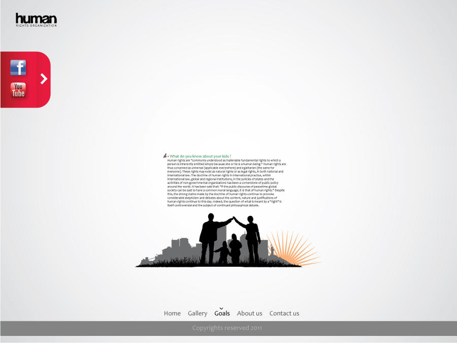 Web design by 12esidentSoul