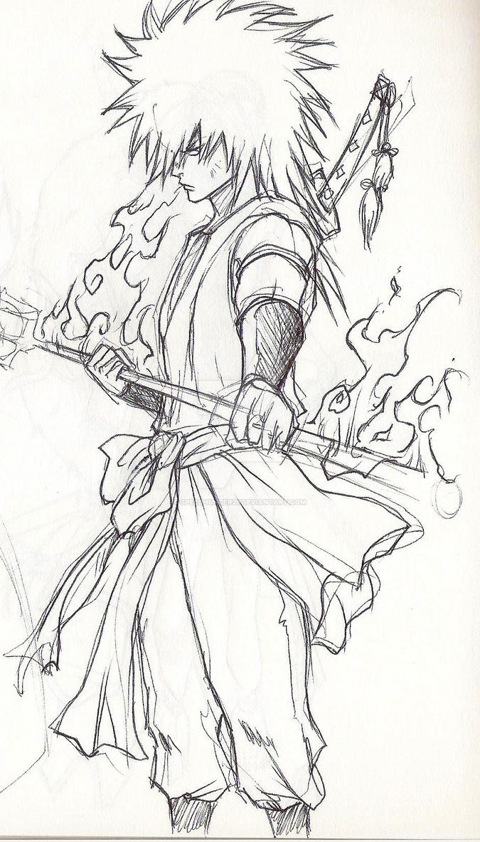 samurai negro by speedhunter25