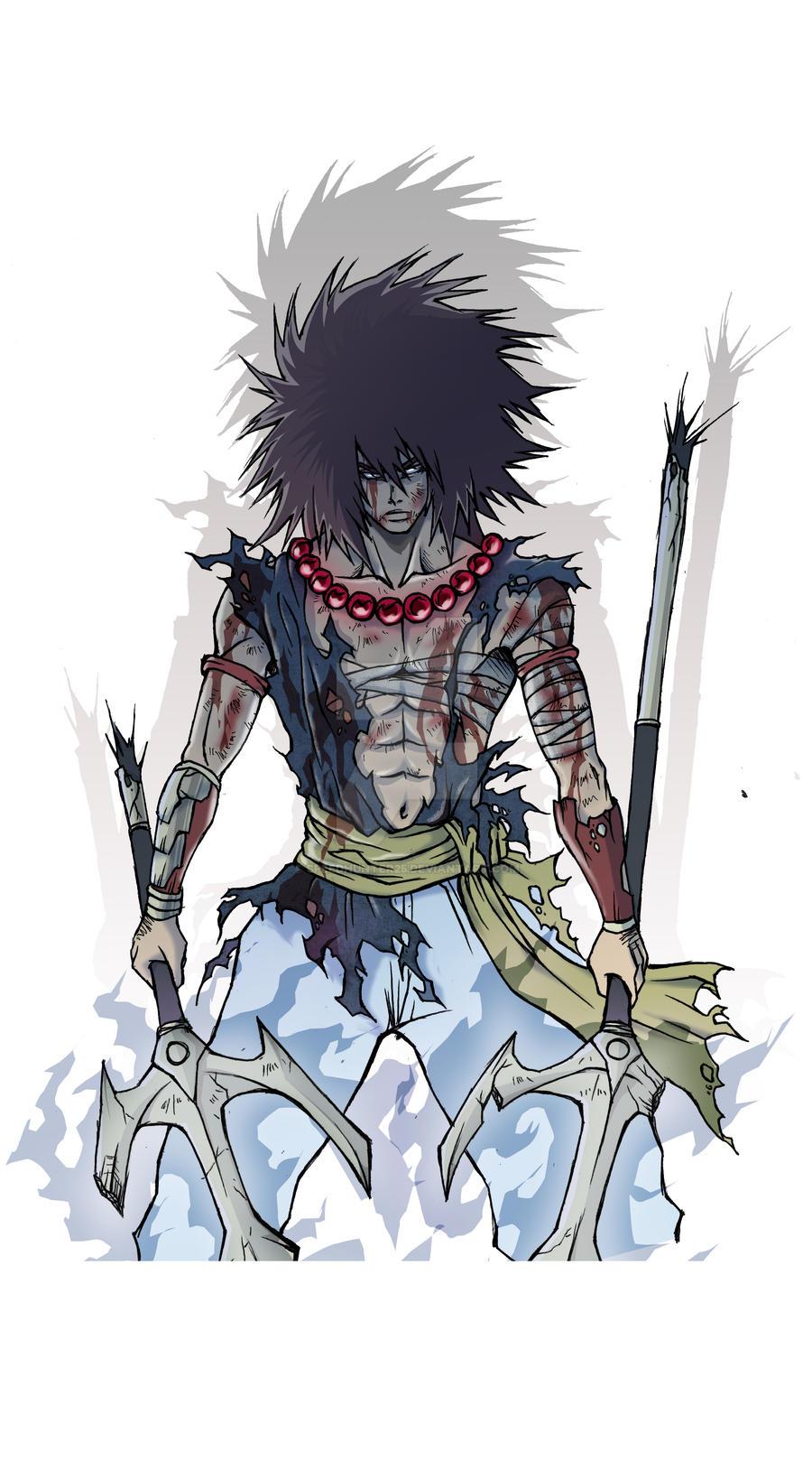 samurai oscuro by speedhunter25