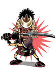 Samurai boy