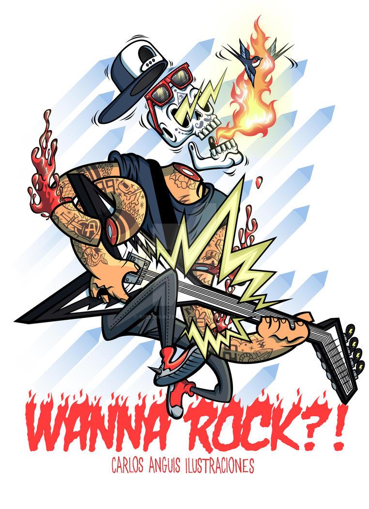 ROCK!! by speedhunter25