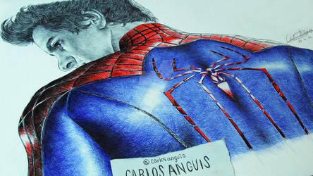 Spiderman Andrew Garfield