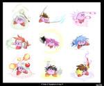 Tales Of Symphonia Kirbys