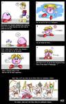 Rayman Kirby's abilities