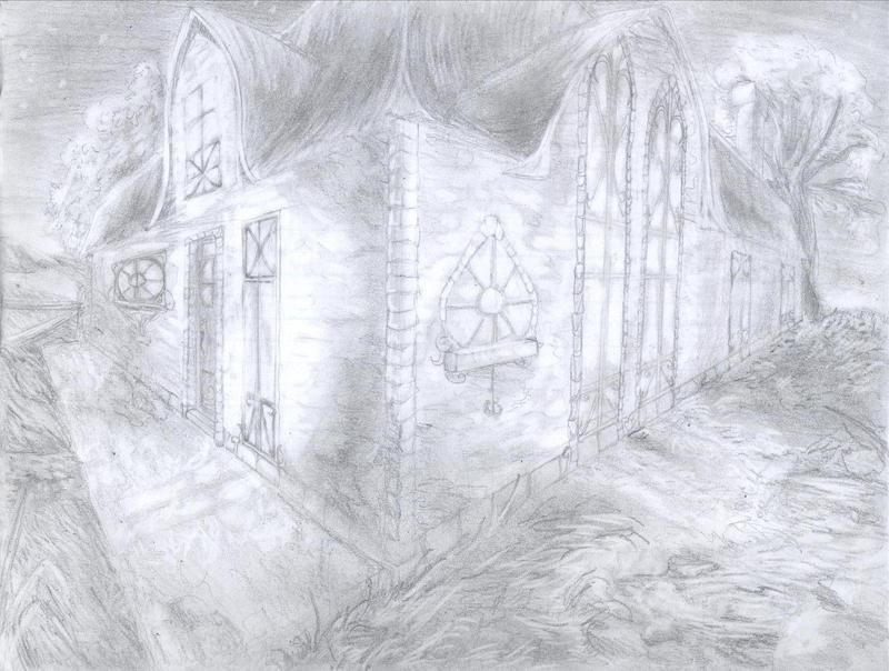 Field House by InTerraFatali