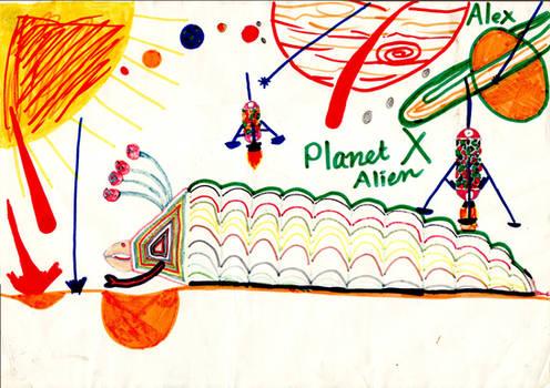 My First Alien