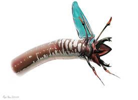 Predator Headshot by Abiogenisis