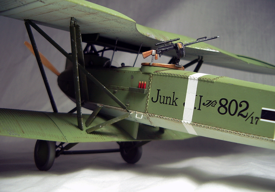 Junkers J.1 - 2 by Abiogenisis