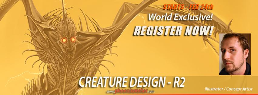Alex Ries FB Timeline Cover Creature-Design 01 by Abiogenisis