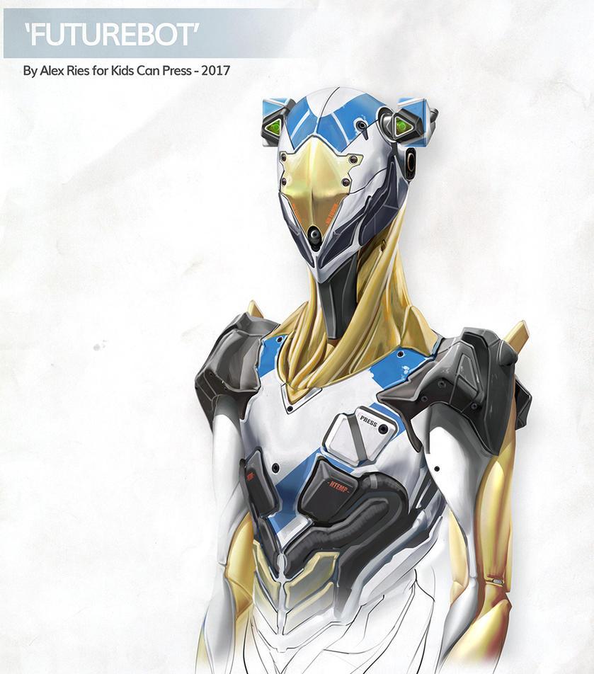 Futurebot by Abiogenisis
