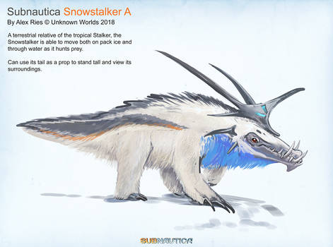 Snowstalker by Abiogenisis