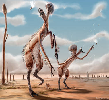 Alien Parenthood